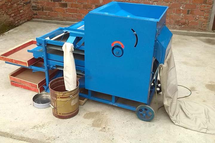 electric mealworm sorting equipment for sale