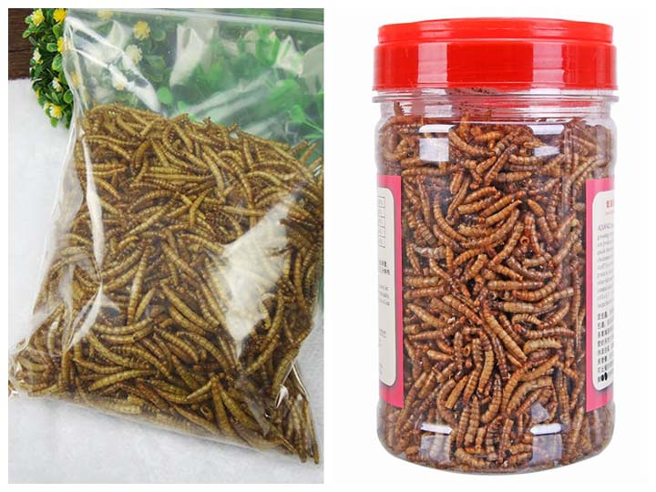 hot-sale mealworm products