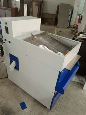 mealworm processing machine details