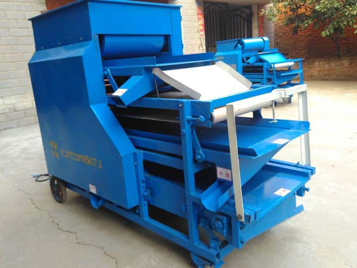 mealworm screening machines are in stock