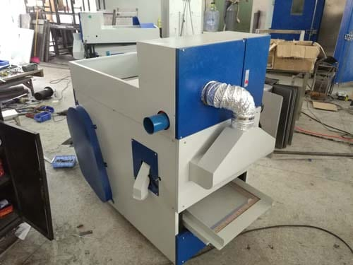 mealworm separating machine of the shuliy factory