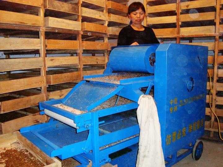 mealworm sorting machine manufacturer