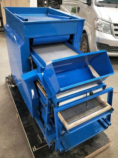 multifuntional barley worm separator for sale