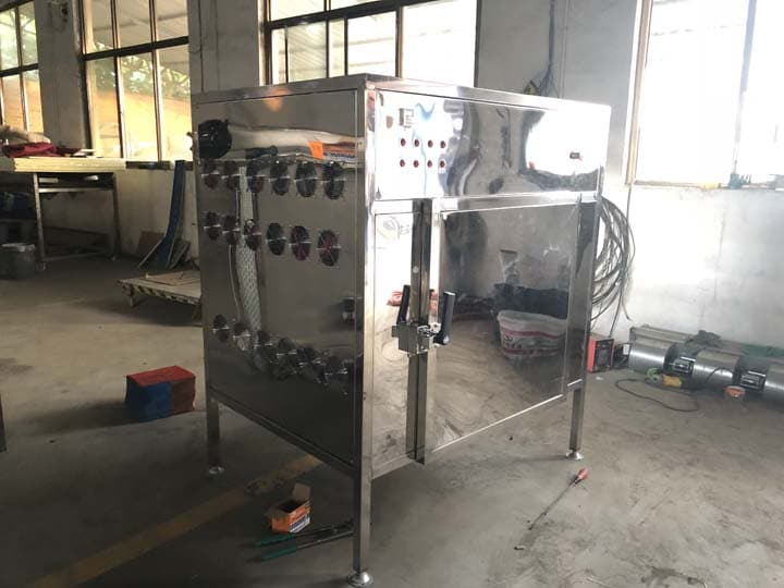 commercial mealworm dryer machine