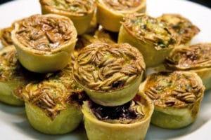 delicious mealworm pies