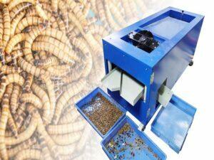 superworms sorting machine supplier